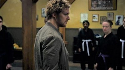 Marvel's Iron Fist - 01x03 Rolling Thunder Cannon Punch