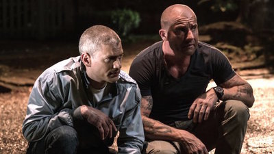 Prison Break - 05x08 Progeny