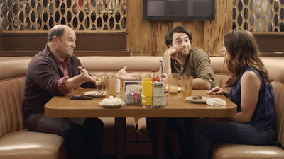 Dinner with Dad - 01x08 Dinner: No Actresses Allowed