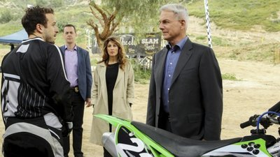 NCIS - 14x21 One Book, Two Covers  Screenshot