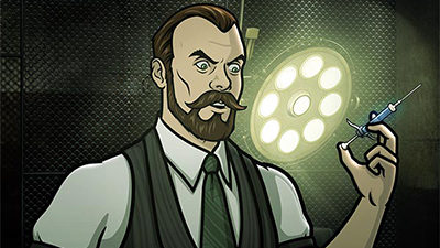 Archer - 08x05 Archer Dreamland: Sleepers Wake