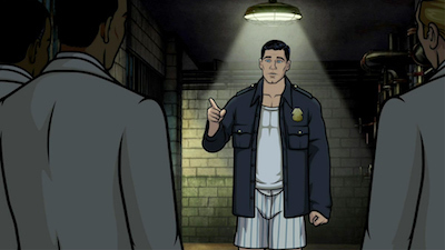 Archer - 08x03 Archer Dreamland: Jane Doe
