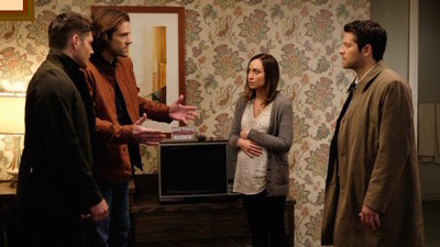 Supernatural - 12x19 The Future