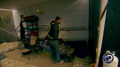 Gold Rush - 07x28 Parkers Trail Part 3 Hypothermia Screenshot