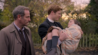Grantchester (UK) - 03x06 Episode 6 Screenshot
