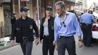 NCIS: New Orleans - 03x23 Down The Rabbit Hole