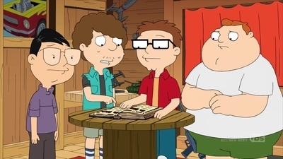 American Dad! - 14x09 The Witches of Langley Screenshot