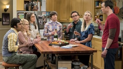 The Big Bang Theory - 10x23 The Gyroscopic Collapse