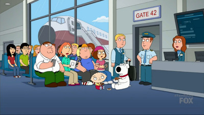 Family Guy - 15x19 Dearly Deported