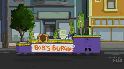 Bob's Burgers - 07x21 Paraders of the Lost Float