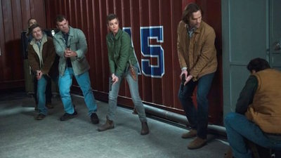 Supernatural - 12x22 Who We Are