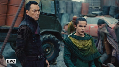 Into The Badlands - 02x08 Sting of the Scorpion's Tail