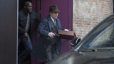 The Blacklist - 04x21 Mr. Kaplan Part 1