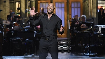 Saturday Night Live - 42x21 Dwayne Johnson / Katy Perry