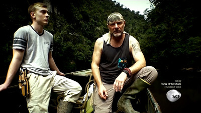 Survivorman (CA) - 08x01 Survivorman & Son: Ecuador Screenshot