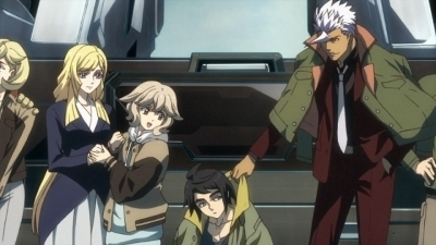 Mobile Suit Gundam: Iron-Blooded Orphans - 02x25 Their Place Screenshot