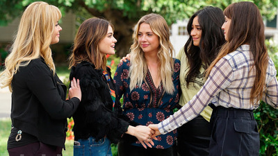 Pretty Little Liars - 07x20 Til deAth do us pArt Screenshot