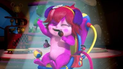 Popples (2015) - 02x08 To Err is Popple / Dawn of the Dull