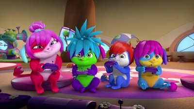 Popples (2015) - 03x07 Little Pop Lies / Pop Luck