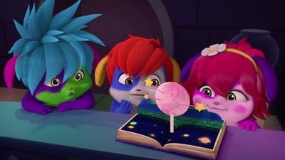 Popples (2015) - 03x05 The Pink Popple Moon / Pop-Party Crashers