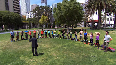 The Amazing Race - 29x12 We're Going to Victory Lane Screenshot