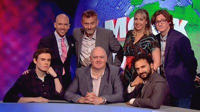 Mock The Week (UK) - 16x06 Rhys James, Tom Allen, Ed Byrne, Nish Kumar, Tiff Stevenson Screenshot
