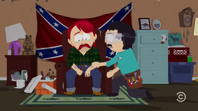 South Park - 21x01 White People Renovating Houses
