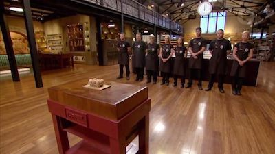 MasterChef Australia - 09x25 Elimination Challenge