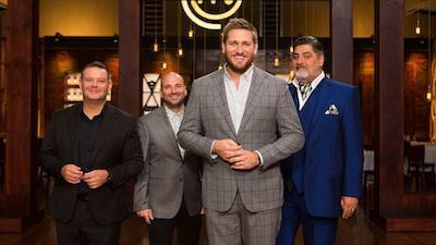 MasterChef Australia - 09x31 Mystery Box Challenge & Invention Test: Curtis Stone