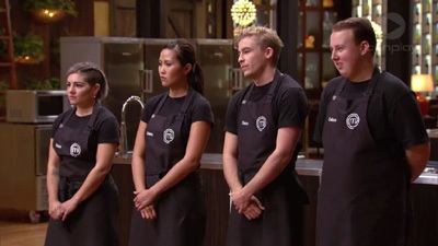 MasterChef Australia - 09x45 Elimination Challenge