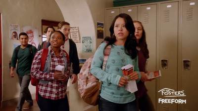 The Fosters - 05x03 Contact