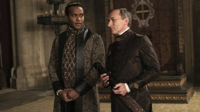 Still Star-Crossed - 01x07 Something Wicked This Way Comes