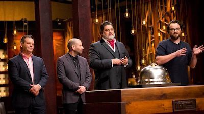 MasterChef Australia - 09x58 Pressure Test: Shaun Quade's Pearl on the Ocean Floor