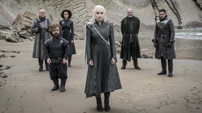 Game of Thrones - 07x04 The Spoils of War