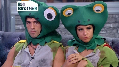 Big Brother - 19x07 Power of Veto (2)