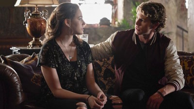 The Originals - 05x02 One Wrong Turn On Bourbon