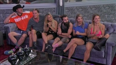 Big Brother - 19x19 Temptation competition (2) & Nominations (6)
