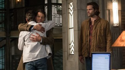 Supernatural - 13x06 Tombstone