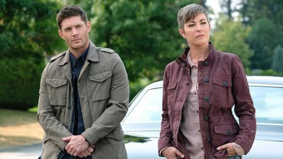Supernatural - 13x03 Patience