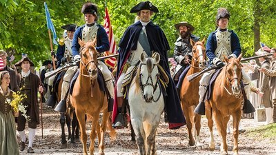 Turn - 04x10 Washington's Spies