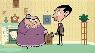 Mr. Bean: The Animated Series (UK) - 02x34 Valuable Lessons