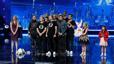 America's Got Talent - 12x24 Live Finale Results Screenshot