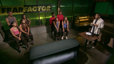 Fear Factor - 08x12 The Old College Try Screenshot