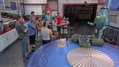 Big Brother - 19x27 Power of Veto
