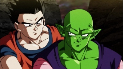 Dragon Ball Super (JP) - 01x106 Find Him! Death Match with an Invisible Attacker!!