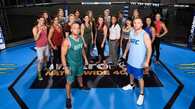 The Ultimate Fighter - 26x01 A New World Champion