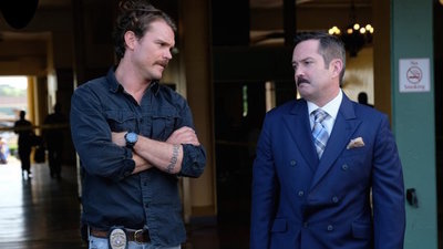 Lethal Weapon - 02x05 Let it Ride