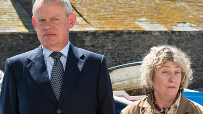 Doc Martin (UK) - 08x05 From The Mouths Of Babes Screenshot