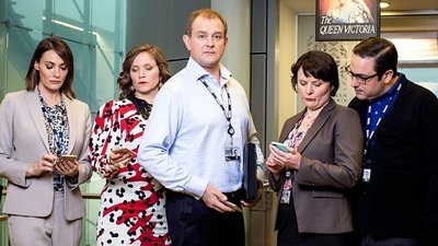 W1A (UK) - 03x01 Series 3, Episode 1