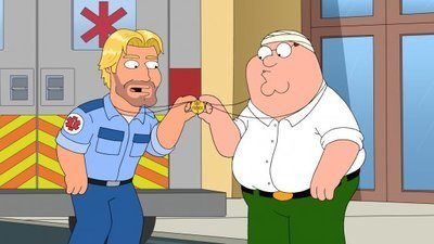 Family Guy - 16x02 Foxx In The Men House